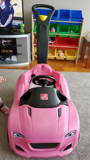 Push and Pedal Car for kids for Sale in Rockville, MD