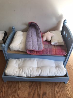 American Girl bed for Sale in Alexandria, VA