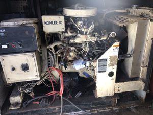 KOHLER 10 Hrp generator for Sale in Springfield, VA