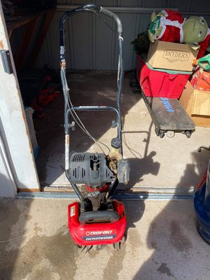 Troy bilt cultivator edger for Sale in Las Vegas, NV