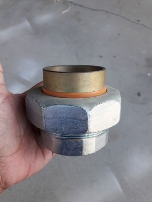 Water Flow Control Female iron pipe thread to Solder connection. for Sale in San Jacinto, CA