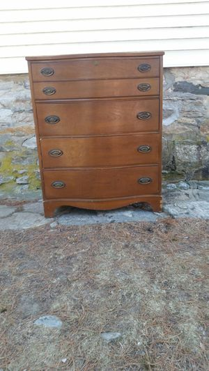Antique Dresser can be refinished for Sale in Trumbull, CT