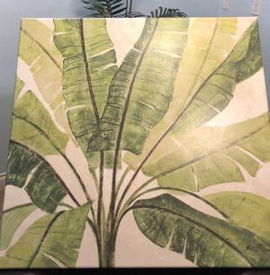 Tropical canvas for Sale in Wenatchee, WA
