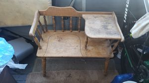 Left handed antique school chair for Sale in Gresham, OR