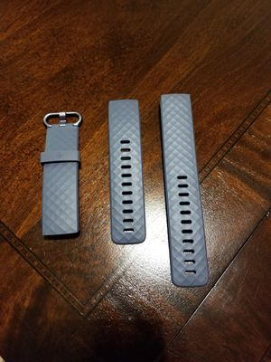 Large and Small Fitbit Charge 3 bands for Sale in Bakersfield, CA