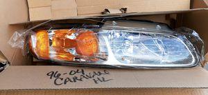96-04 Dodge Grand Caravan headlights for Sale in Rancho Cucamonga, CA