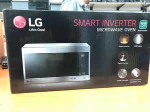 Smart Inverter Microwave Oven for Sale in Hollywood, FL