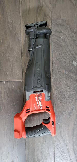 Milwaukee Sawzall Fuel M18 - TOOL ONLY NEW! for Sale in Chicago, IL