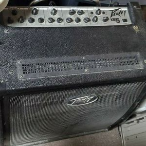 "Peavey KB5 2x10"" PA / Keyboard Amp (150/200 watts) , with Stereo Effects Loop, Retractable Handle, Casters for Sale in Oceanside, CA"