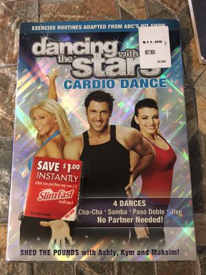 Dancing with the Stars Cardio Dance DVD for Sale in Saint Clair Shores, MI