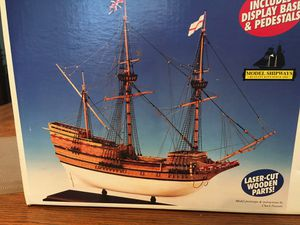 Model Shipways Mayflower kit for Sale in Valrico, FL