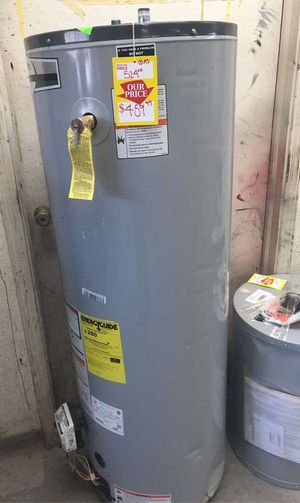 AO smith water heater C5 for Sale in El Paso, TX