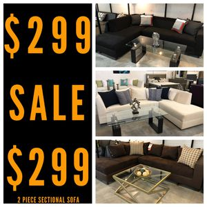 2PC Sectionals Starting At $299! for Sale in Hialeah, FL