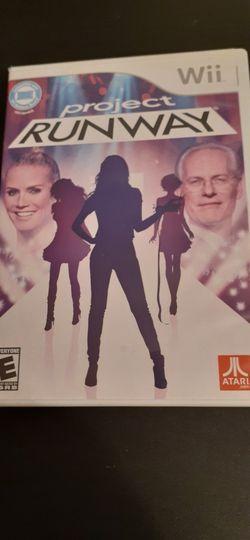 Project RUNWAY (Nintendo Wii + Wii U) for Sale in Lewisville,  TX