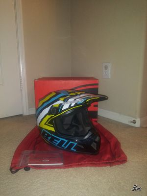 Bell Scrub Psycho Dirt Bike Helmet for Sale in Corona, CA