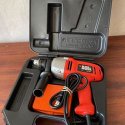 Black Decker Hammer Drill DR600 for Sale in St. Louis,  MO