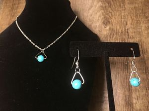 RivorSyde Contemporary Triangle Jewelry Set for Sale in Lakewood, CO