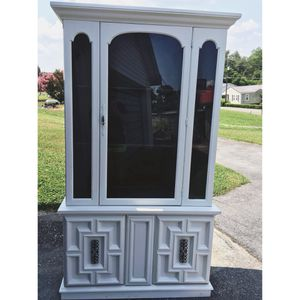Refinished China Cabinet for Sale in Fall Branch, TN