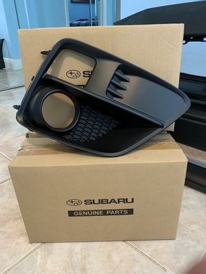 2015 2016 2017 Subaru WRX STI Fog cover for Sale in Miami, FL