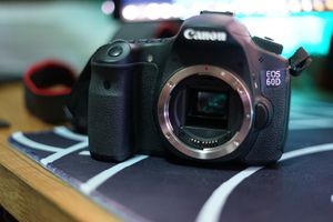 Cannon EOS 60D Body Only for Sale in Kent, WA