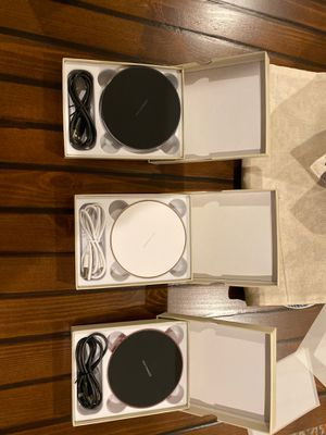Ultra Fast Wireless Charging Pad for Sale in Walnut, CA