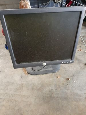 Dell computer monitor for Sale in Lockhart, FL