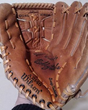 Vintage Wilson A2140 Youth Baseball Glove Barry Bonds for Sale in Colorado Springs, CO