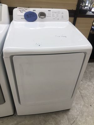 Samsung front load electric dryer in perfect condition for Sale in Laurel, MD