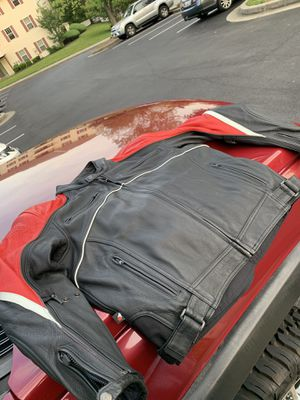 Motorcycle jacket for Sale in Arlington, VA