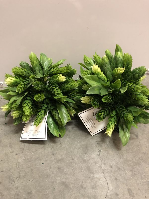 Faux Silk Plants