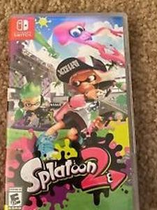 Splatoon 2 Nintendo Switch Game hardly Ever played like new. for Sale in West Jordan,  UT