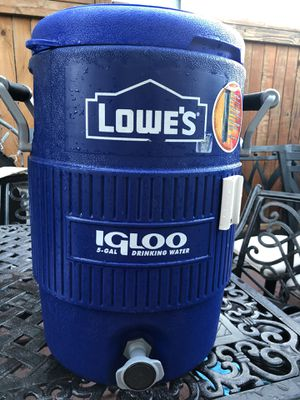 Igloo water cooler for Sale in Bothell, WA
