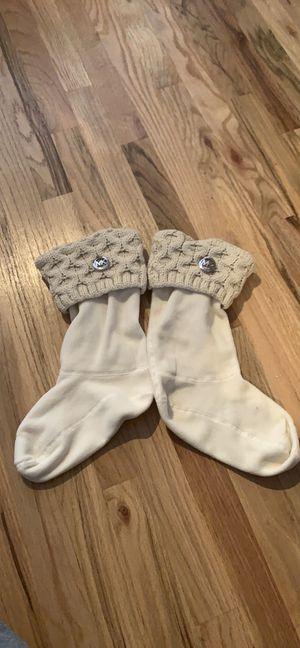 Michael kors boot socks for Sale in Staten Island, NY