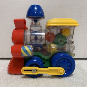 Vintage #328 Lil Toot Toy Train Engine by Ideal, wind up collectible - NO KEY for Sale in Dayton, OH