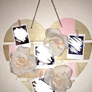 Valentines Day Photo Clip Frame for Sale in Vallejo, CA