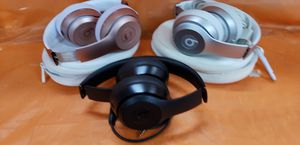 Beats Solo 2 and 3 wireless headphones your choice Mint condition! for Sale in Clearwater, FL