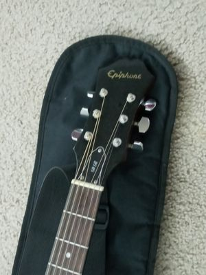 Epiphone Acoustic $115 OBO for Sale in Escondido, CA