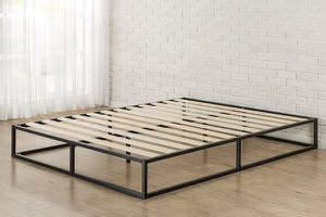 SALE!!! New Zinus Joseph Modern Studio 10 Inch Platforma Low Profile Bed Frame Queen size $55, King size $60 for Sale in Columbus, OH