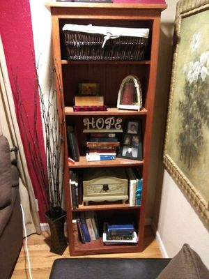 Two mission style bookshelves for Sale in Denver, CO
