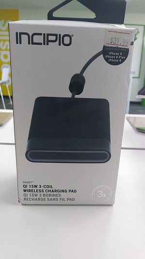 Wireless charger for Sale in Silsbee, TX