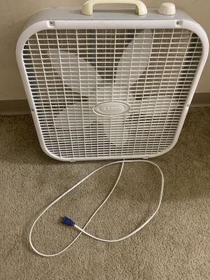Fan for Sale in Enfield, CT