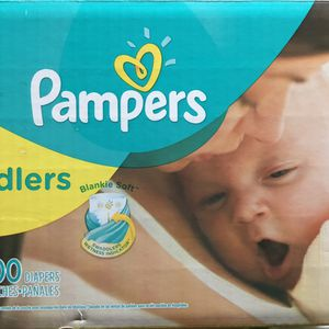 Pampers Swaddlers size 1 for Sale in Chula Vista, CA