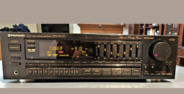 PIONEER VSX-3900 AUDIO/VIDEO STEREO RECEIVER W/ EQUALIZER