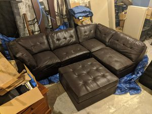 5 Piece Sectional Couch for Sale in Buffalo, NY