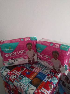 Pampers pull ups for Sale in Washington, DC