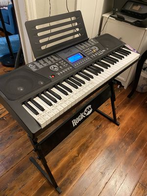 Musical Keyboard Rock Jam RJ-561 for Sale in Los Angeles, CA
