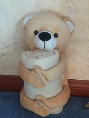 Teddy Bear With Blanket for Sale in Los Angeles, CA