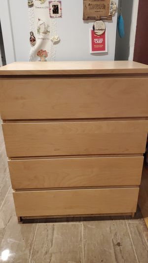 4 drawer dresser for Sale in Downey, CA