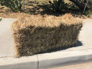 Free hay for Sale in Riverside, CA