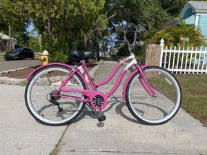 "26"" Susan G Komen Ladies Cruiser Bike for Sale in Clearwater, FL"